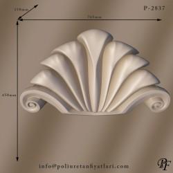 2837 poliüretan taç modelleri ve pencere kapı tacı modelleri fiyatı