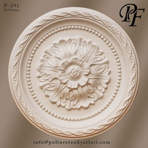 291 poliüretan tavan göbek modelleri fiyatı
