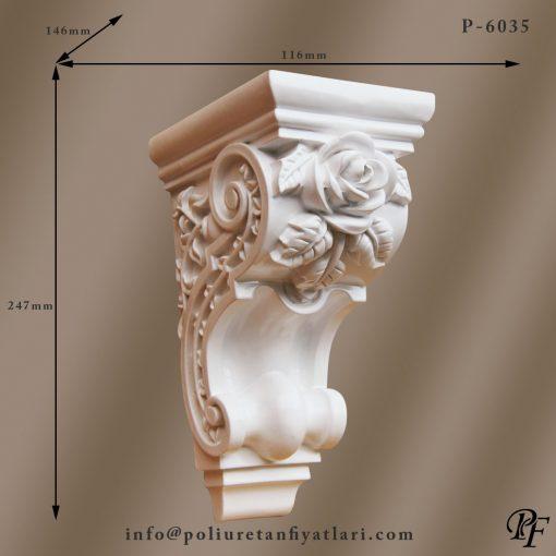 6035 poliüretan sert köpük payanda modelleri ve fiyatları