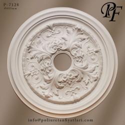 7128 poliüretan tavan göbeği fiyatı ve uygulamaları