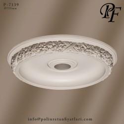 7139 poliüretan tavan göbek fiyatları ve uygulama fiyatı