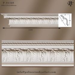 81160 poliüretan tavan kartonpiyer modelleri ve desenleri fiyatları