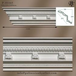 81165 poliüretan payanda motifli kartonpiyer model ve fiyatları
