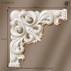 82012a poliüretan dekoratif çıta köşesi ve bordür köşe modeli fiyatı