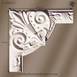 82015C Poliüretan dekoratif çıta köşesi modeli fiyatları
