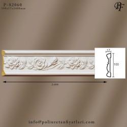 82060 poliüretan desenli bordür ve çıta model fiyatları