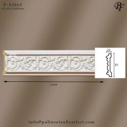 82062 poliüretan dekoratif bordür ve çıta fiyatı
