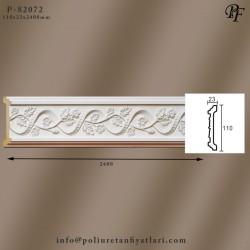 82072 poliüretan sarmaşık motifli bordür ve çıta modelleri fiyatı