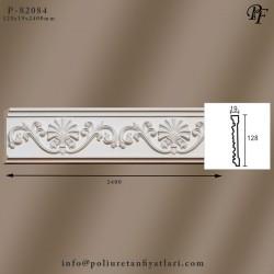 82084 dekoratif poliüretan çiçek motifli bordür çerçeve modelleri fiyatı