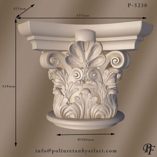 P5230 Poliüretan iyon dor köpük Sütun Başlığı Fiyatları