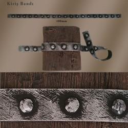 kiriş-bandı ahşap görünümlü kiriş dekorasyonu için otantik metal görünümlü band