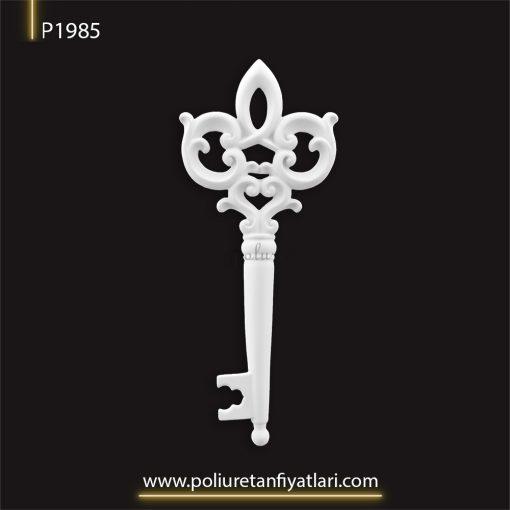 poliüretan antik anahtar dekoratif ürünler kale şato anahtarı
