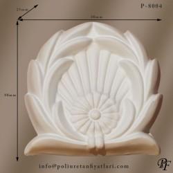 8004 poliüretan dekoratif süsleme ürünleri  iç dekorasyon ve cephe uygulama fiyatları