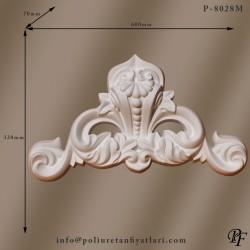 8028M poliüretan cephe süslemeleri dekoratif duvar ve tavan süsleme ürünleri fiyatı