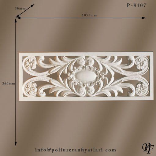 8107 poliüretan panel modelleri sert köpük transparan duvar ve ünite dekorasyonu için panellerin fiyatları