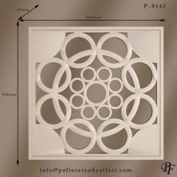 8142 poliüretan panel modelleri dekoratif duvar süslemesi için paneller ve fiyatları